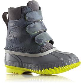 Sorel Cheyanne II Velcro Laarzen Kinderen blauw
